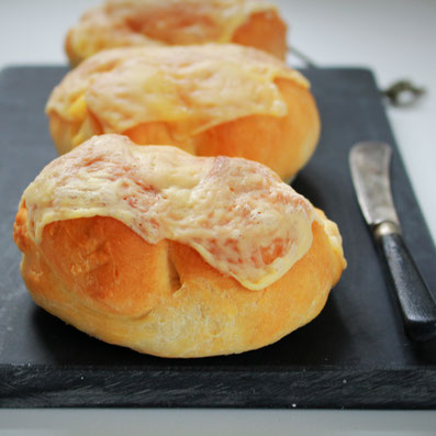 Einfach! Küche! #Die Pottkieker - Hefebrötchen zum Frühstück oder als Burger Buns