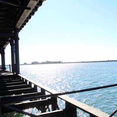 Startpunkt Kolumbus in Huelva, Spanien