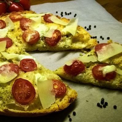 Einfach! Küche! #Die Pottkieker - FladenbrotPizza