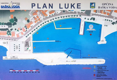 küstenpatent boat skipper skipperpraxis baska voda dalmatien makarska riviera motorboot motoryacht segelboot segelyacht