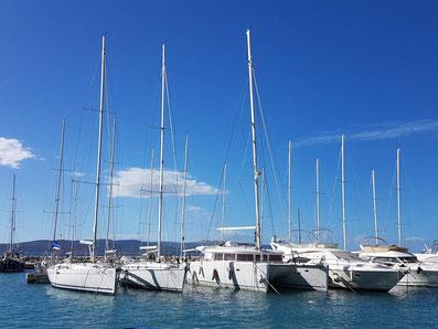 küstenpatent kuestenpatente boat skipper a und b gruppen sonderangebote freiplätze kurs prüfung kroatien