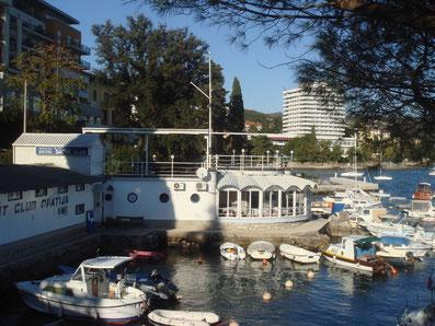küstenpatent kuestenpatente boat skipper a und b coaching training kurs kroatien opatija riviera prüfung rijeka
