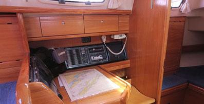 UKW Seesprechfunk Prüfung inklusive Prüfungsgebühren im Hafenamt Split