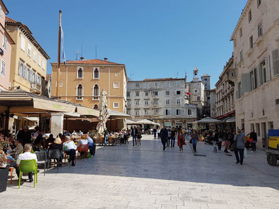 Live Webcam Split Dalmatien Kroatien