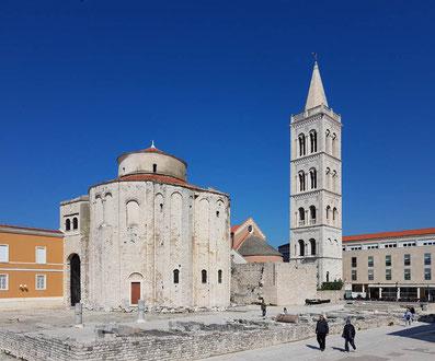Live Webcam Zadar Dalmatien Kroatien