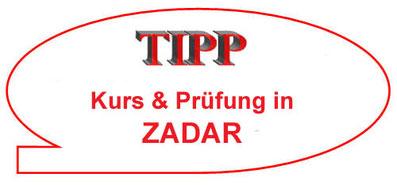Küstenpatent Kurse in Zadar und Split, Prüfung im Hafenamt Zadar oder Split