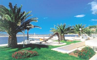 boutiquehotel kleine 4 sterne hotels hotel grandhotel slavia baska voda dalmatien makarska riviera