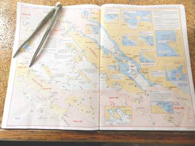 küstenpatent bootsführerschein yachtführerschein boat skipper kurs baska voda makarska  riviera prüfung split