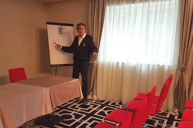 hotel grandhotel slavia baska voda küstenpatent kurs dalmatien makarska riviera brela tucepi prüfung boat skipper split hafenamt