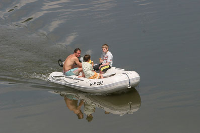 Führerscheinpflicht in Kroatien für Motorboote und motorisierte Beiboote