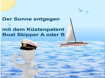 küstenpatent kuestenpatente motorboote motoryachten boat skipper boootsführerschein segelschein yachtführerschein kurs kroatien prüfung rijeka zadar split