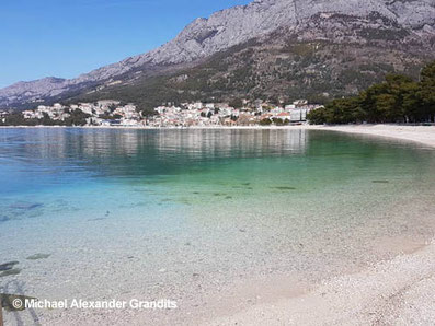 boutiquehotel kleine 4 sterne hotels hotel grandhotel slavia baska voda dalmatien makarska riviera brela tucepi