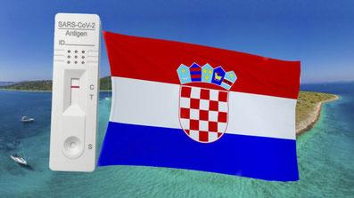 Corona Krise Coronavirus aktuelle COVD Informationen Kroatien