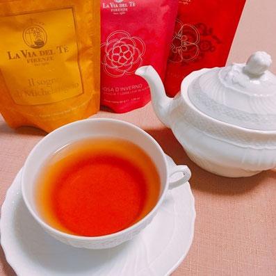 イタリア紅茶
