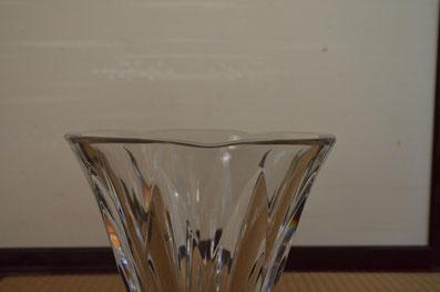 花瓶の修理