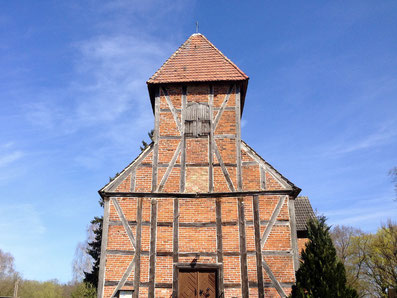 Kirche Ahrensberg bei Wesenberg, Dorfkirche MV