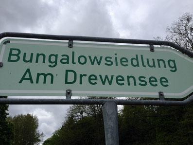 Bungalowsiedlung Ahrensberg, Drewensee, Mecklenburg