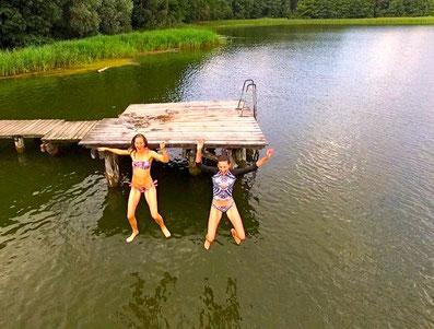 Urlaub 2017 in der Mecklenburgischen Seenplatte