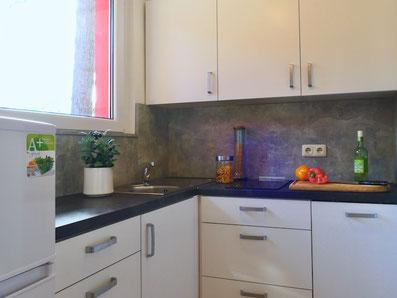 Ferienhaus am Wasser_Spülmaschine, Geschirrspüler