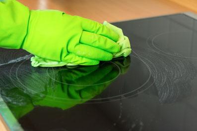 Nanoprotect Backofenreiniger für Ceranfeld