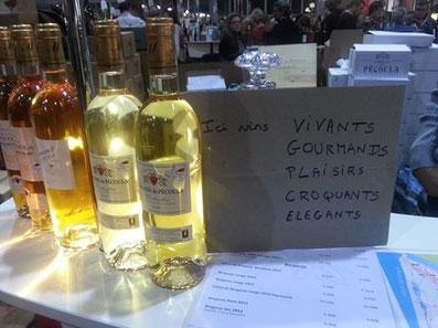 Vivants, gourmands, croquants, élégants... ce sont les vins de Bergerac ! !