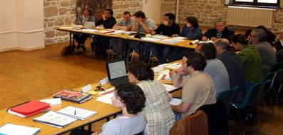 Comité de pilotage d'un site