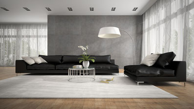 betonoptik metaleffekte stein und holzimitationen. Black Bedroom Furniture Sets. Home Design Ideas