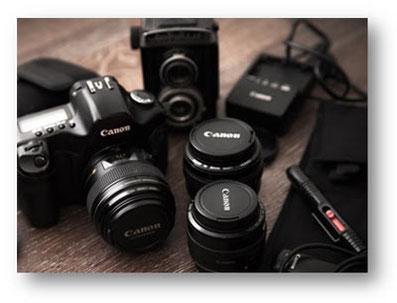 Complementos y accesorios de fotografía