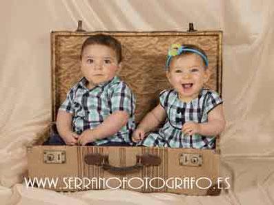 fotografías New born para bebés.