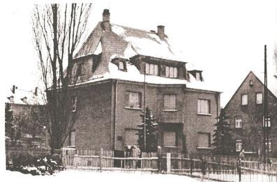 1935 Neubau Wohn-/Geschäftshaus Gabelsbergerstraße
