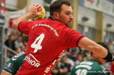 Bleibt dem SV 63 erhalten: Christoph Witt