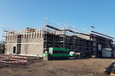 KLBQUADRO Hausbau mit Planstein-Mauerwerk