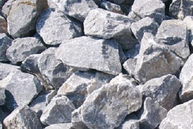 Zuckersteine, Gabionen