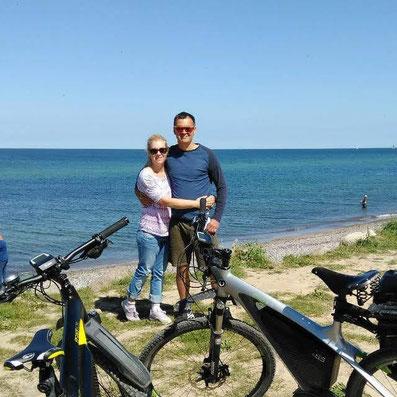 Fahrrad- Fotowettbewerb Gewinnerin Melanie Falk