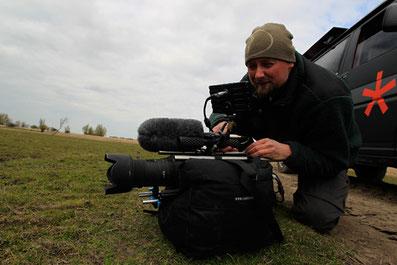 Camerastabielbag XL gebruikt voor de Nieuwe Wildernis naar alle tevredenheid !