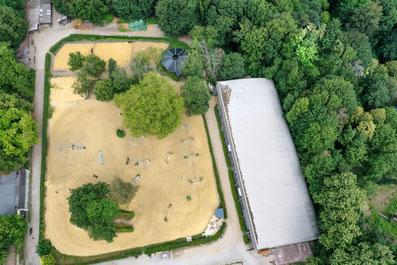 Luftbild RSV von 1990