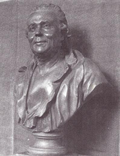 Buste de l'abbé Torné - Musée de Tarbes