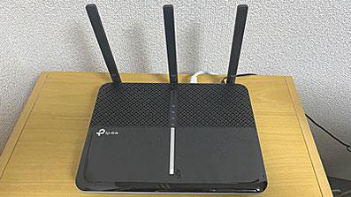 TP-Link Wi-Fi 無線LAN ルーター 11ac AC2600画像2