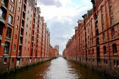 Hamburg Top 5 - Speicherstadt 1