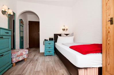 Einzelzimmer, Hotel Garni Effland, Bayrischzell