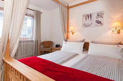 Doppelzimmer Komfort, Hotel Garni Effland, Bayrischzell