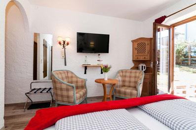 Doppelzimmer Standard, Hotel Garni Effland, Bayrischzell
