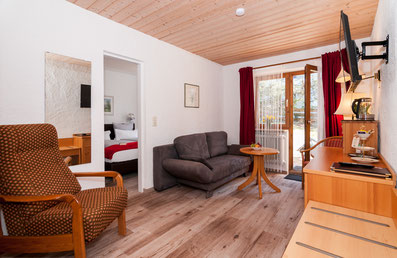 Doppelzimmer Superior, Hotel Garni Effland, Bayrischzell