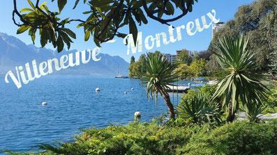 Wanderung Villeneuve . Montreux