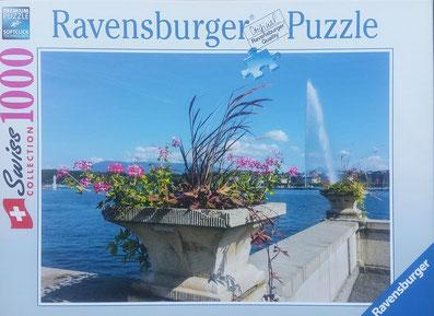 Genf / Genève Puzzle