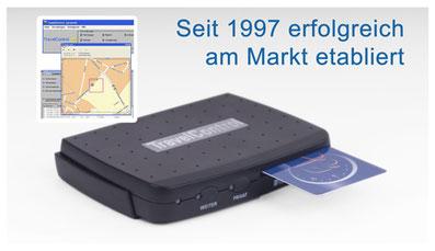 TravelControl, elektronisches Fahrtenbuch