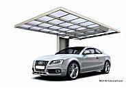 Aluminium Carport Modell NEO
