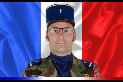 Adjudant-chef Julien Carette