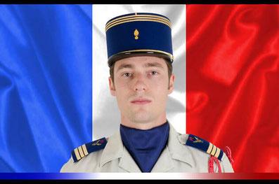Capitaine Clément Frisonroche
