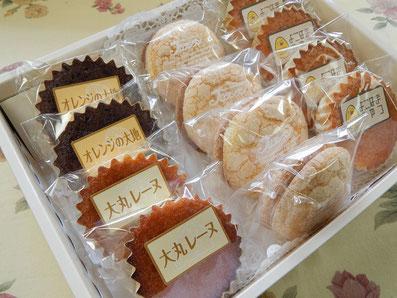 焼き菓子 ギフト ソレイユ詰め合わせ 横浜市 南区 ケーキショップ フロランタン